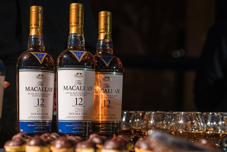 (The Macallan Scotch Whisky)