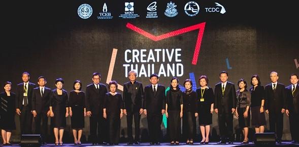 Creative Thailand 2016 opens in Bangkok to showcase the
