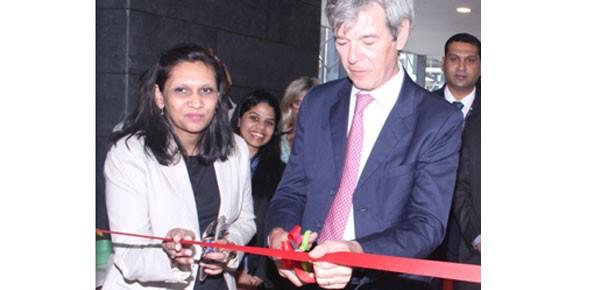 Consul General of France inaugurates France Visa Application