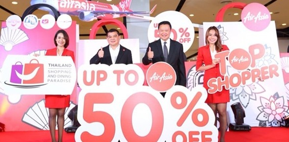 Thailand Shopping & Dining Paradise 2017 receives supports