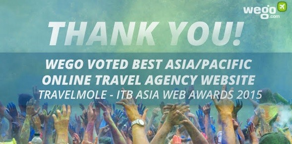 Wego voted Best Asia/Pacific online travel agency website at