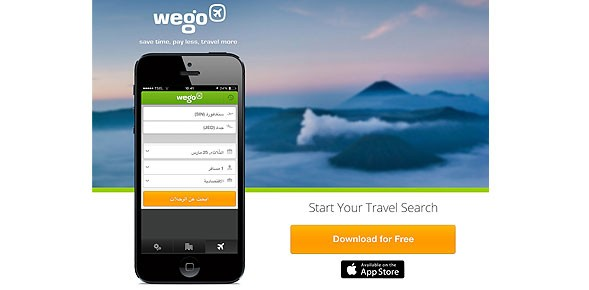 World's first Arabic iOS travel metasearch app launched by Wego