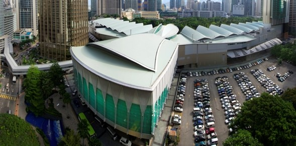 59 Recurrent Clients For The Kuala Lumpur Convention Centre Traveldailynews Asia