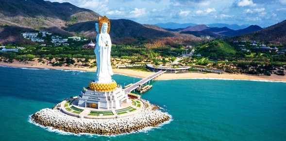 China S Renowned Tropical Coastal City Is Emerging As An International Vacation Destination Traveldailynews Asia