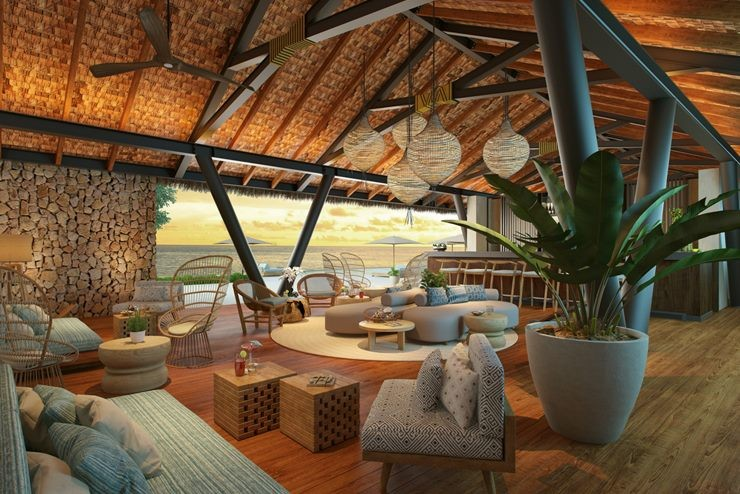SIX SENSES FIJI ΟPEN ON APRIL 14
