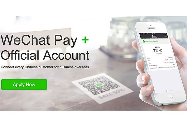 WeChat Pay to launch promotions for Chinese outbound