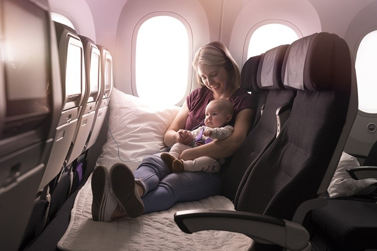 Image result for More options for Air New Zealand's youngest customers
