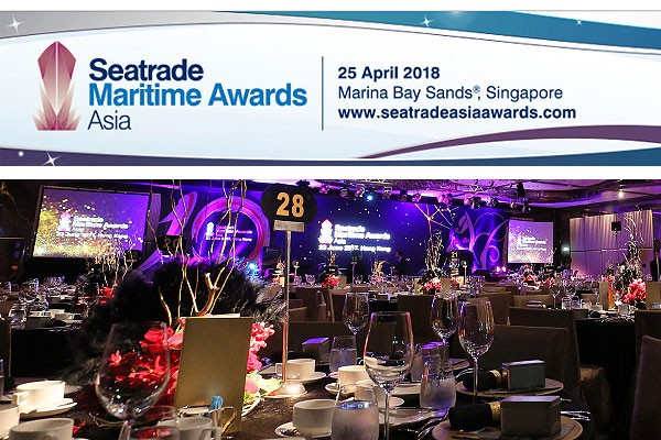 11th Seatrade Maritime Awards Asia finalists unveiled