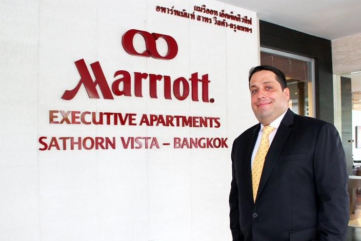 Sathorn Vista Bangkok appoints new General Manager | Traveldailynews