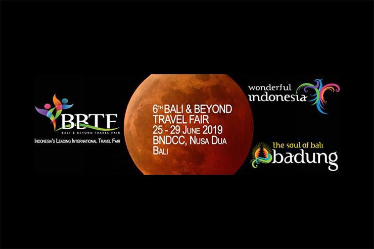 6th BBTF 2019 takes place in Bali