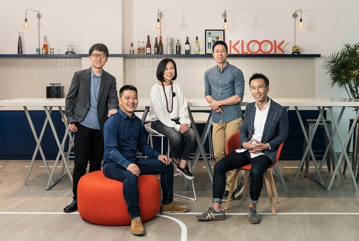 (From left to right) David Liu, Chief Product Officer; Bernie Xiong, Chief Technology Officer and Co-Founder; Anita Ngai, Chief Revenue Officer; Eric Gnock Fah, Chief Operating Officer and Co-Founder; Ethan Lin, Chief Executive Officer and Co-Founder