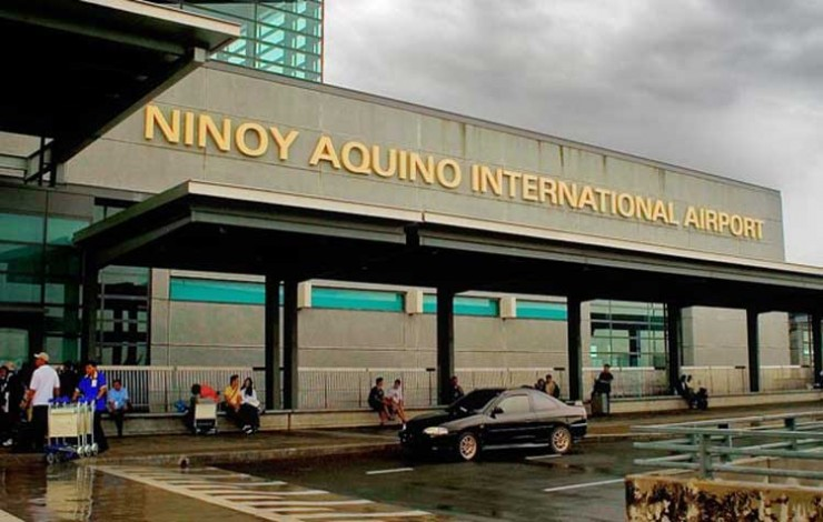 Closure of main Manila runway at Ninoy Aquino International