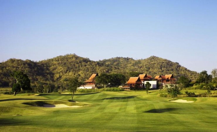 The Banyan Golf Club in Hua Hin