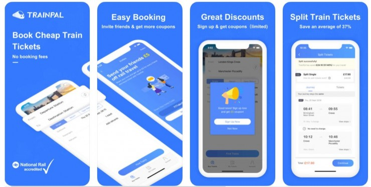 Ctrip launches travel app TrainPal to help consumers save on rail