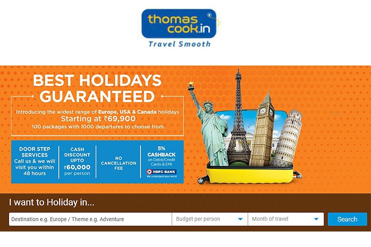 Thomas Cook India Group to focus on US Business Travel