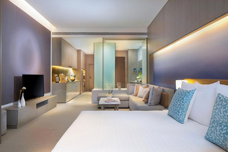 The opening of Shama Hongqiao Shanghai marks the 50th property in the ONYX Hospitality Group portfolio