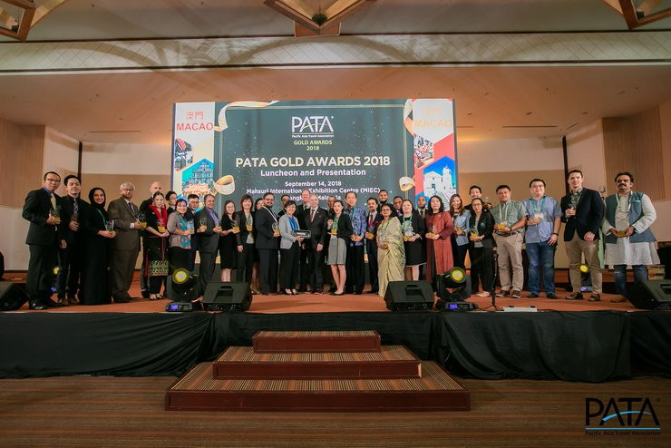 PATA Gold Awards 2018