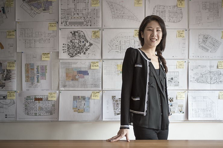 """Everywhere has a story and a community, and the spaces we design should reflect that.""  Josephine Leung"