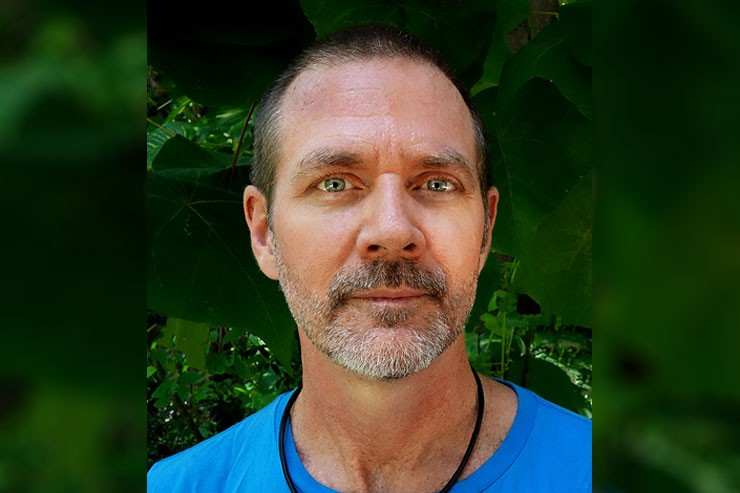Dr. Andy Lewis Coral Sea Foundation