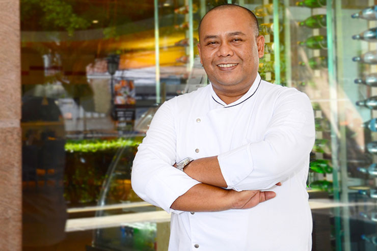 New Head Chef at the Marriott Executive Apartments Sathorn Vista