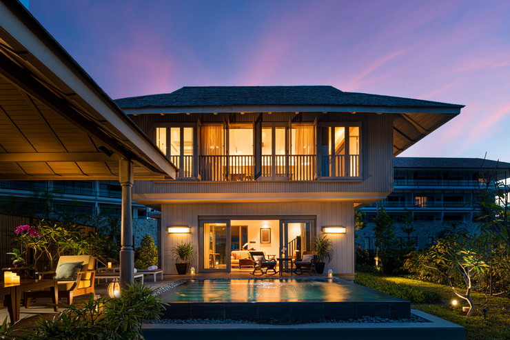 Anantara Desaru Coast Resort & Villas - One Bedroom Lagoon Pool Villa