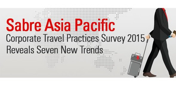 Sabre reveals seven trends in Asia Pacific Corporate Travel
