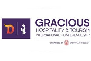 Gracious Hospitality & Tourism International Conference 2017