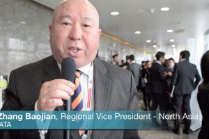 Baojian Zhang talks about the NDC at the CTW China 2015