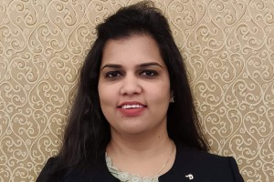 Ms Snehal Koli, Director of Sales – GSO India