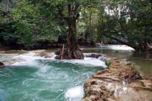 Chet Sao Noi Waterfall, Namtok Chet Sao Noi National Park, Saraburi