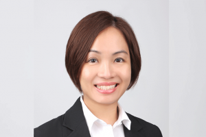 Clare Woo, Human Resources Director for Asia