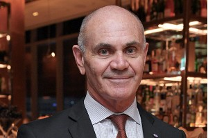 Greg Brady, General Manager of the Sofitel Sydney Darling Harbour.