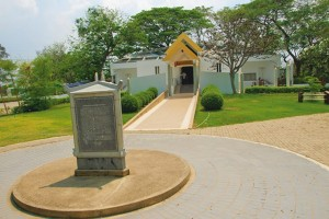 "Photo gallery of the Japanese Village in Ayutthaya and the ""Yamada Nagamasa (Okya Senabhimuk) and Thaothongkeepma"" Exhibition"