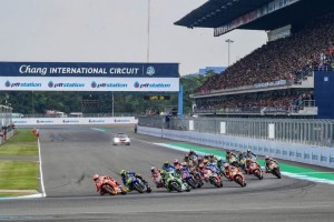 Photo Credit: PTT Thailand Grand Prix 2018' MotoGP