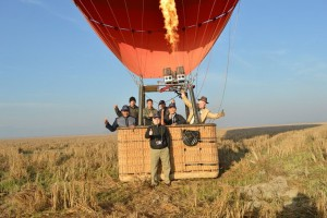 Maiden flight of Balloons Over Loikaw, 5 January 2019