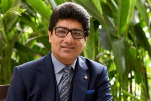 Puneet Chhatwal, Managing Director and Chief Executive Officer, IHCL.