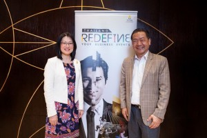 TCEB's Senior Vice President -- Business Mrs. Nichapa Yoswee and EEC Office of Thailand's Dr. Djitt Laowattana (PhD) announced TCEB -- Business' plan to strengthen automation and robotics sectors under Thai Government's 4.0 initiative.