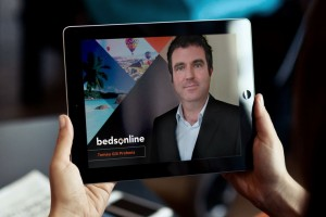 Tomeu Gili, Bedsonline's Regional Sales Director for Asia, the Middle East & Africa
