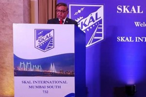 SAA Secretary Arun Raghavan representative of Skal International's Asian Area board