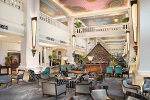Anantara Siam Bangkok Hotel - Lobby