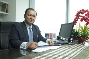 Datuk Zulkefli Hj. Sharif, Chief Executive Officer of Malaysia Convention & Exhibition Bureau (MyCEB)