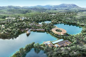 Phuket's newest luxury development is the Residence at Tri Vananda Integrative Wellness Community