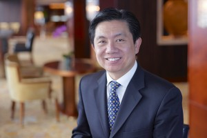 Mr Lim Boon Kwee, Chief Operating Officer, Dusit International