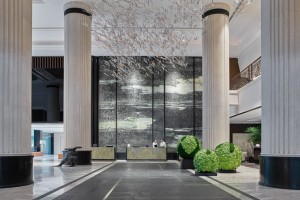 Shangri-La Singapore Tower Wing Lobby