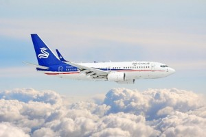Sino Jet self-owned BBJ
