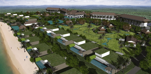 Desaru Malaysia  City pictures : ... Group announces development of Anantara Desaru Resort in Malaysia