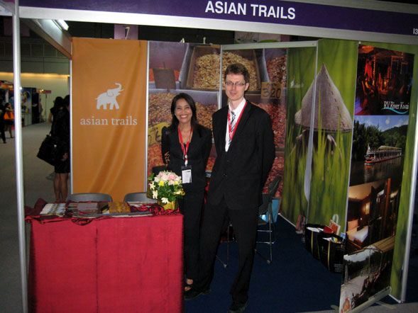 Asian Trails at TTM+2013