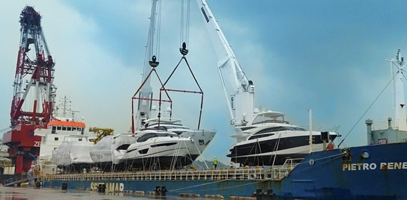 Boat Lagoon Yachting announces arrival of region's biggest