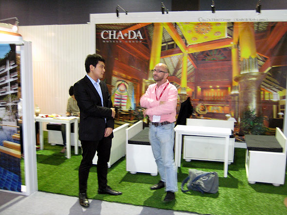 Cha Da Hotels Group at TTM+2013