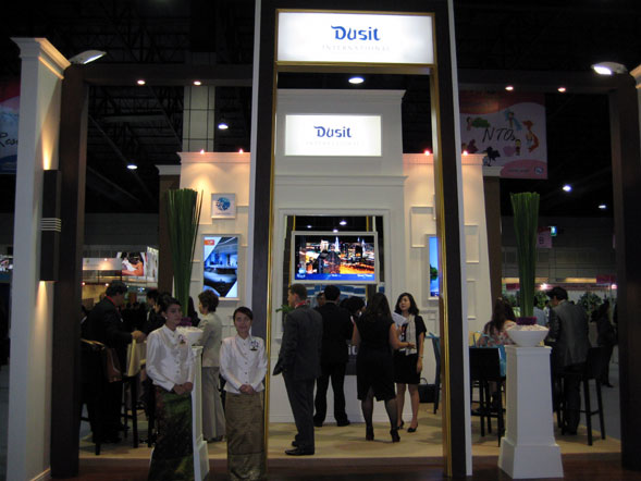Dusit Hotels at TTM+2013